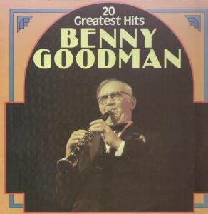 Benny Goodman I've Found A New Baby (I Found A New Baby) cover art
