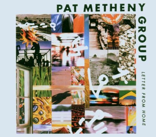 Pat Metheny Letter From Home cover art