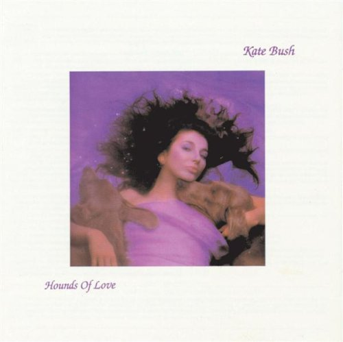 Kate Bush Hounds Of Love cover art