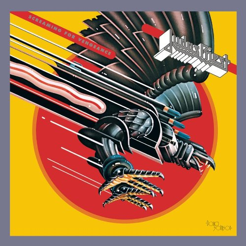 Judas Priest Electric Eye cover art