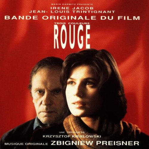 Zbigniew Preisner Fashion Show I (Bolero) (from the film Trois Couleurs Rouge) cover art