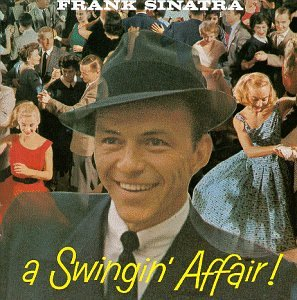 Frank Sinatra I Wish I Were In Love Again cover art