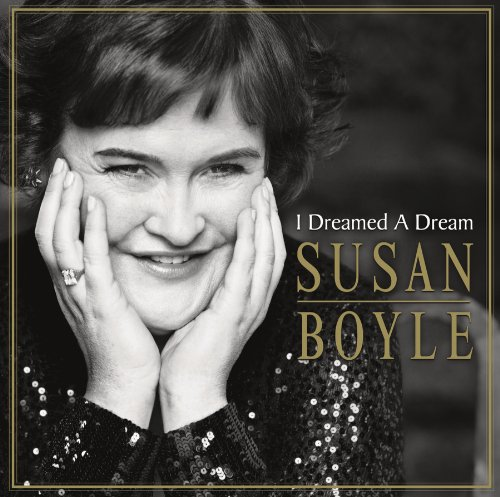 Susan Boyle Amazing Grace cover art