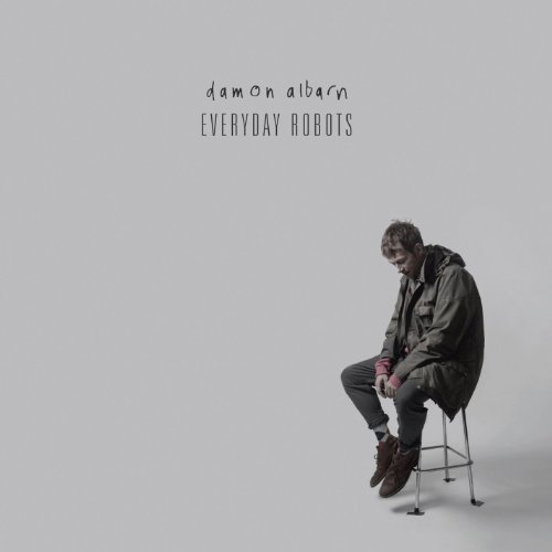 Damon Albarn Heavy Seas Of Love cover art