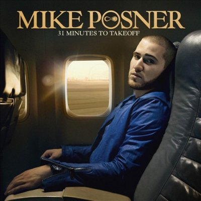 Mike Posner Please Don't Go cover art
