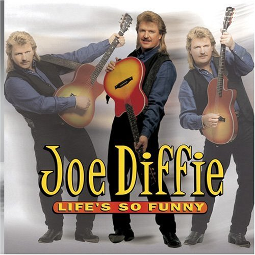 Joe Diffie Bigger Than The Beatles cover art