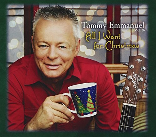 Tommy Emmanuel Santa Claus Is Comin' To Town cover art