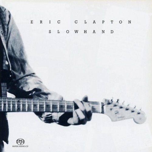 Eric Clapton Lay Down Sally cover art