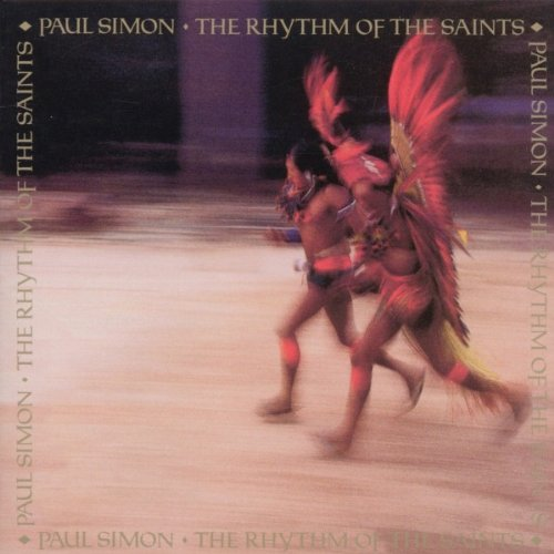 Paul Simon The Rhythm Of The Saints cover art