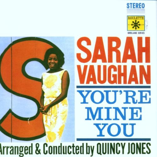 Sarah Vaughan On Green Dolphin Street cover art