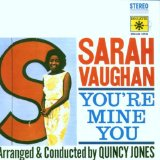 On Green Dolphin Street sheet music by Sarah Vaughan