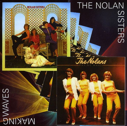 The Nolans I'm In The Mood For Dancing cover art