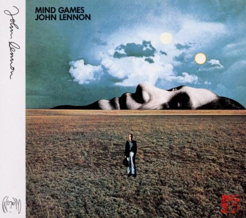 John Lennon Mind Games cover art