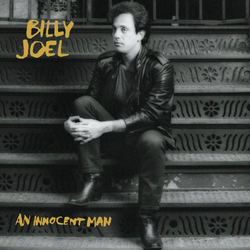 Billy Joel An Innocent Man cover art
