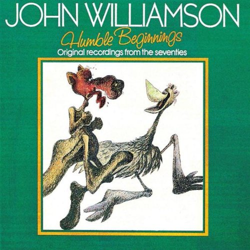 John Williamson Old Man Emu cover art