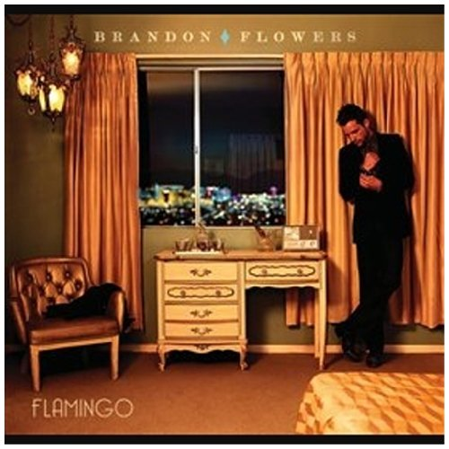 Brandon Flowers Crossfire cover art