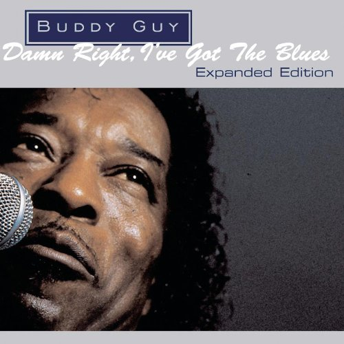 Buddy Guy Damn Right, I've Got The Blues cover art