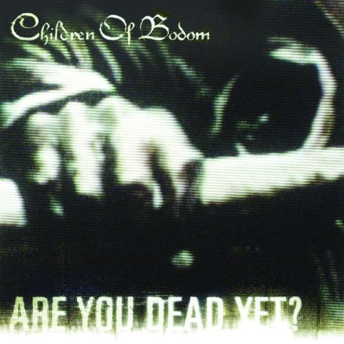 Children Of Bodom We're Not Gonna Fall cover art