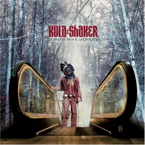 Kula Shaker Golden Avatar cover art