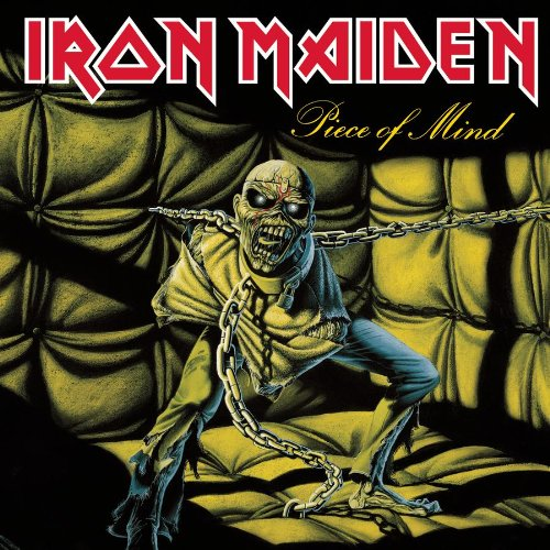 Iron Maiden The Trooper cover art