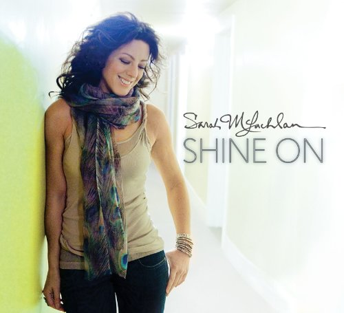 Sarah McLachlan In Your Shoes cover art