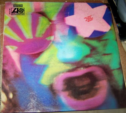 The Crazy World Of Arthur Brown Fire cover art