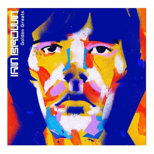 Ian Brown Gettin' High cover art