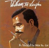 Be Thankful For What You Got sheet music by William DeVaughn