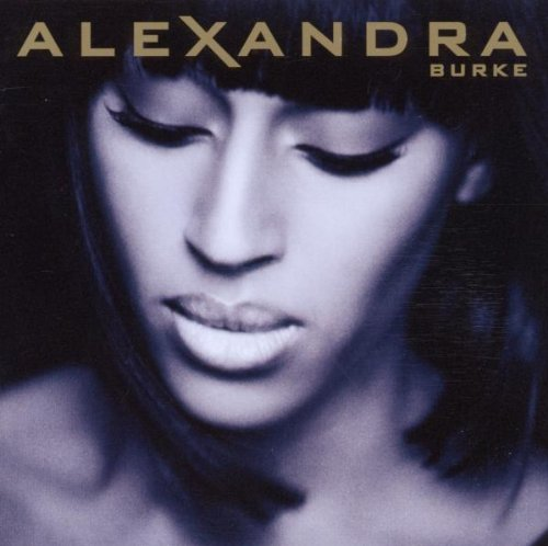 Alexandra Burke The Silence cover art