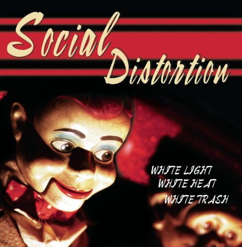 Social Distortion I Was Wrong cover art
