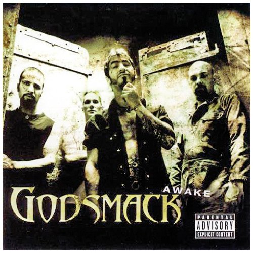 Godsmack Awake cover art