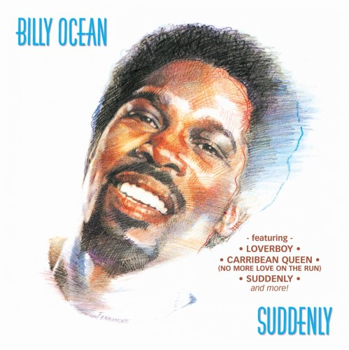 Billy Ocean Loverboy cover art