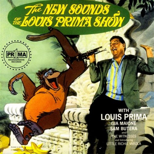 Louis Prima I Wanna Be Like You (from The Jungle Book) cover art
