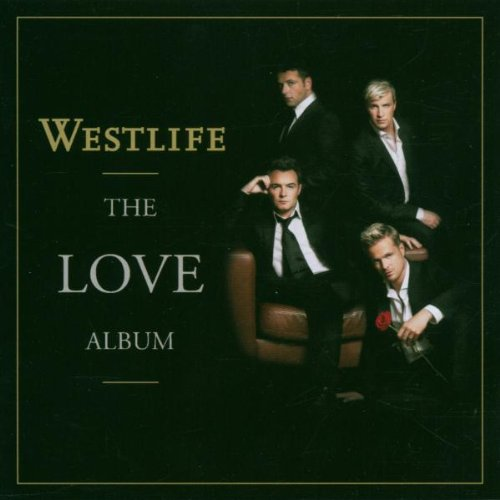 Westlife All Out Of Love cover art