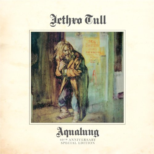 Jethro Tull Cross-Eyed Mary cover art