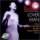 Billie Holiday Lover Man (Oh, Where Can You Be) cover art