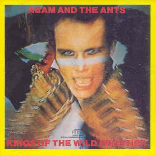 Adam and the Ants Antmusic cover art