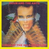 Antmusic sheet music by Adam and the Ants