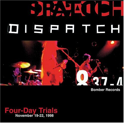 Dispatch Here We Go cover art