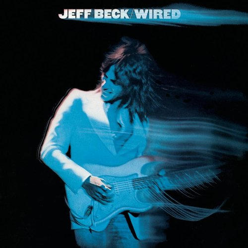 Jeff Beck Blue Wind cover art