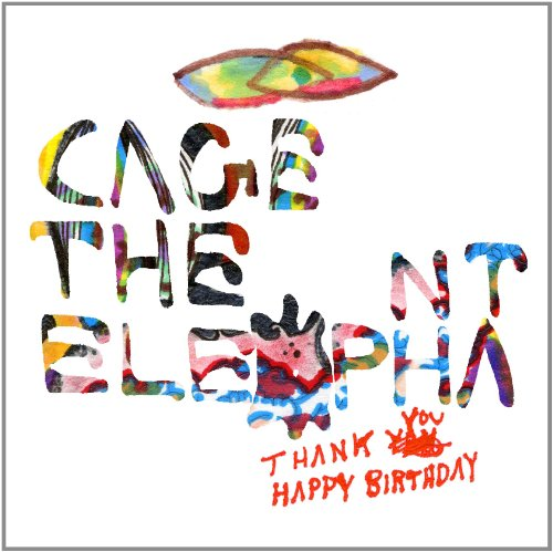 Cage the Elephant Right Before My Eyes cover art