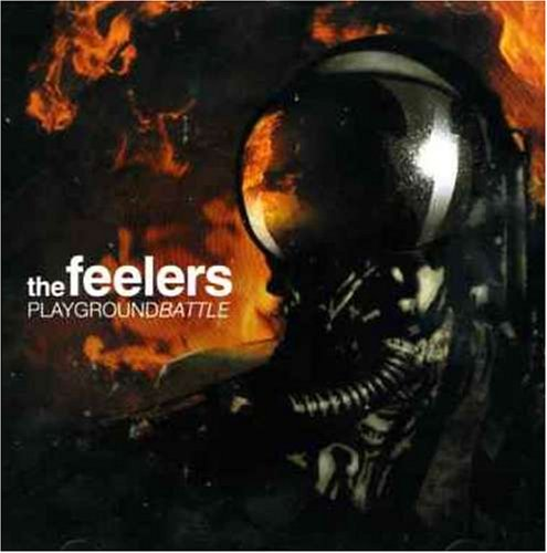 The Feelers The Fear cover art