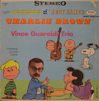 Vince Guaraldi Baseball Theme cover art