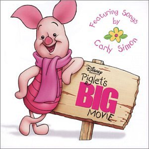 Carly Simon If I Wasn't So Small (The Piglet Song) (from Piglet's Big Movie) cover art