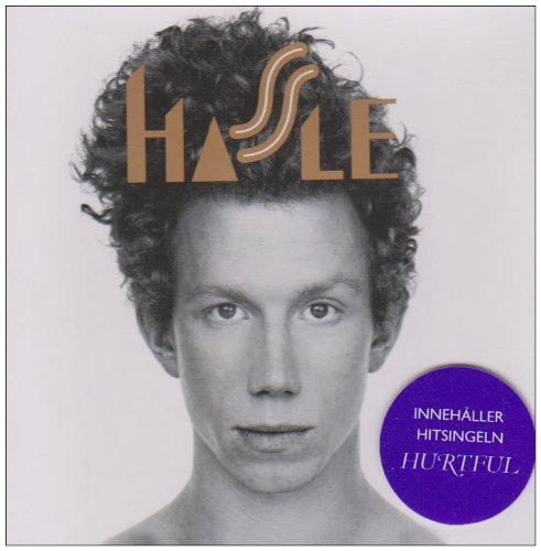 Erik Hassle Hurtful cover art