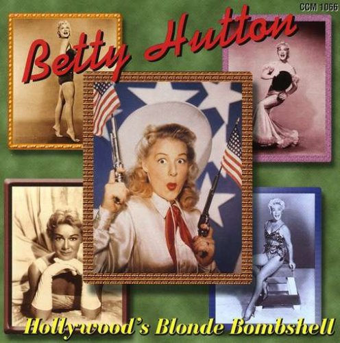 Betty Hutton Arthur Murray Taught Me Dancing In A Hurry cover art