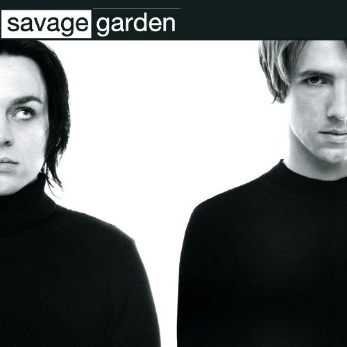 Savage Garden Truly, Madly, Deeply cover art