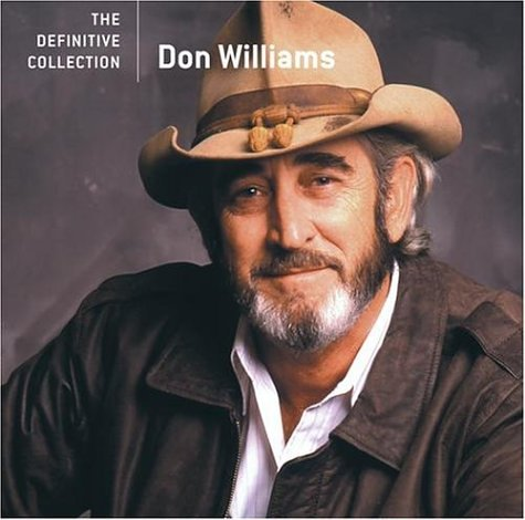 Don Williams Till The Rivers All Run Dry cover art
