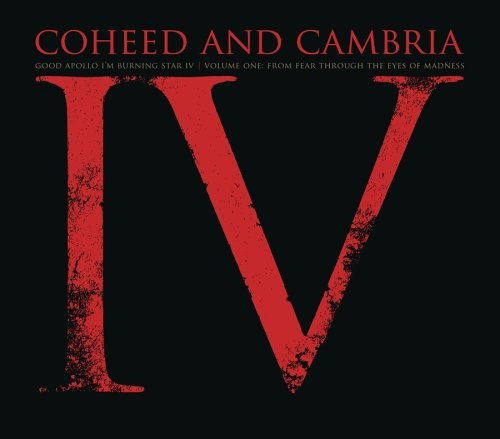 Coheed And Cambria Crossing The Frame cover art