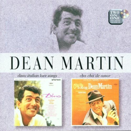 Dean Martin I Love You Much Too Much cover art